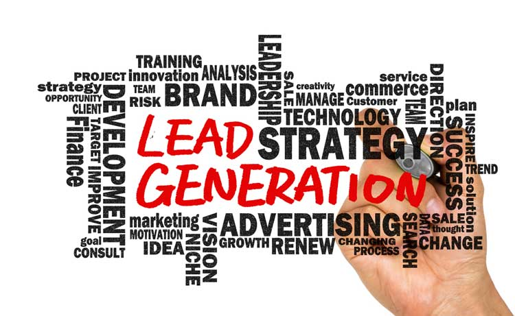 lead generation and branding